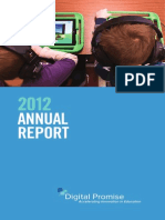 Digital Promise Annual Report 2012