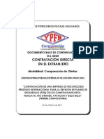 Empresa Consultora Internacional