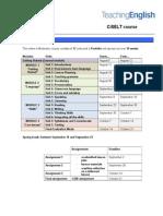 CiSELT Timetable