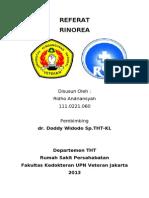 Cover Rinorea