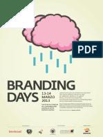 Programa Branding Days 2013