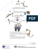 2011 Australian Schools Calendar