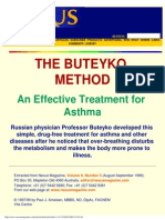 Nexus Magazine, Vol 6, N°5 (Aug 1999) - The Buteyko Method - An Effective Treatment for Asthma