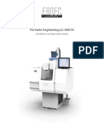 Fadec Engineering LLC UMC10 Manual