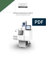 Fadec Engineering LLC UMC10 Manual