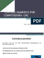 Control Numerico Por Computadora- Cnc