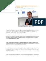 21-08-2013 Puebla Noticias - Necesario analizar en debate en el Congreso iniciativas sobre la Reforma Energética, Moreno Valle