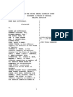 Gottschalk Federal Complaint - Amended June 2009