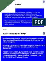 PTQF Orientation