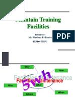Maintain Training Facilities-Hpp