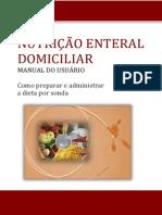 Nutricição Enteral Domiciliar