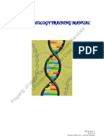 Idaho State Police Biology Forensic Science Training Manual