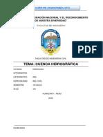 Informe de Hidrol