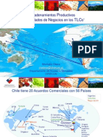 TLC Colombia - Chile