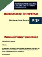 Materia Admi. Operaciones 2 Clase