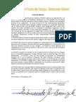 Note de Presse Decision Dominicaine Sept 2013