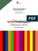 neuwal.com walmanach Österreich 2013