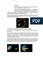 Teoría del origen lunar y mas