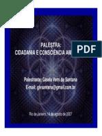 Palestra Proposta de Curso Cidadania e Consciencia Ambiental2 (1)