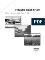 Quarry Lands Study June06