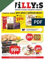 Willys Veckoblad