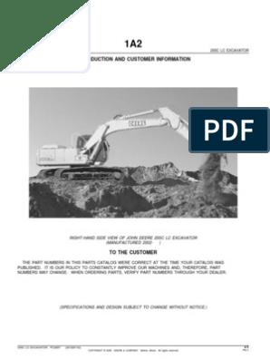 Escavadora+200C+LC | Air Conditioning | Hvac