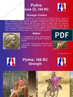 Battle of Pydna 8lviii