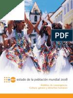 Estado de la Población Mundial 2008