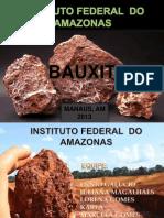BAUXITA APRESENTACAO