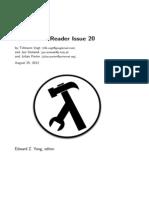 Monad Reader Issue 20