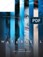 Waterfell by Amalie Howard - Chapter Sampler