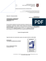 Carta de descuento IPN TRANSPORTE