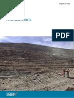 Experiencia ARCADIS Mineria