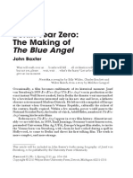 The Making of the Blue Angel