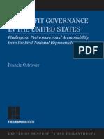 411479 Nonprofit Governance