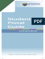 Student Portal Guide