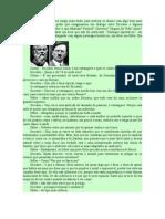 dialogo hipotetico entre socrates e hitler (Sobre a tolerância)
