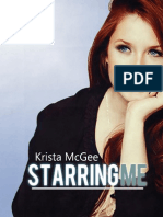 Krista McGee, Starring Me.