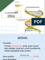 Translasi DNA