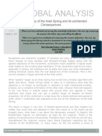 The Anatomy of the Arab Spring