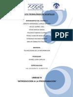Unidad IV Tecnologias de La Info
