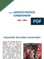 NM2 Proyecto Politico Conservador