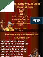 Conquista Del Tahuantisuyo