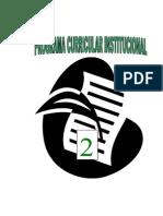 Programa Curricular Institucional