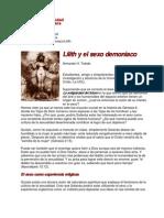 Lilith y el sexo demoníaco (Armando H. Toledo)