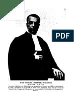 Normas de Etica Profesional Del Abogado - Juan Manuel Gonzalez Sabathie