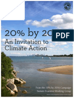 Evanston Invitation to Climate Action