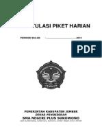 Jurnal Piket Harian