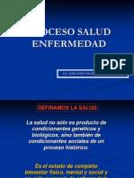Proceso Salud Enfermedad Historia Natural de La Enfermedad