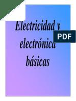 Electricidad y electrónica básicas